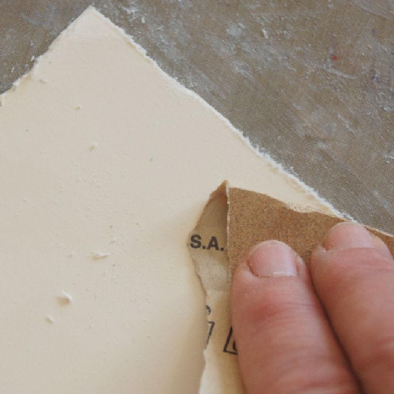 Sanding tag