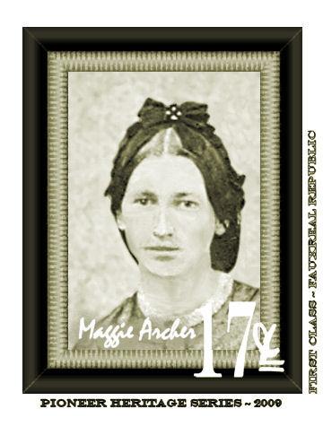 Maggie archer