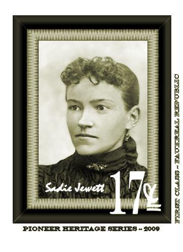 Sadie jewett